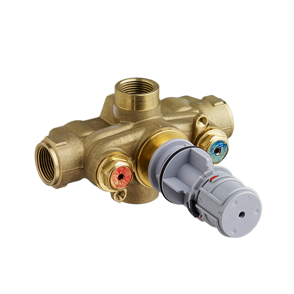3/4 Inch Thermostatic Wall Rough Valve