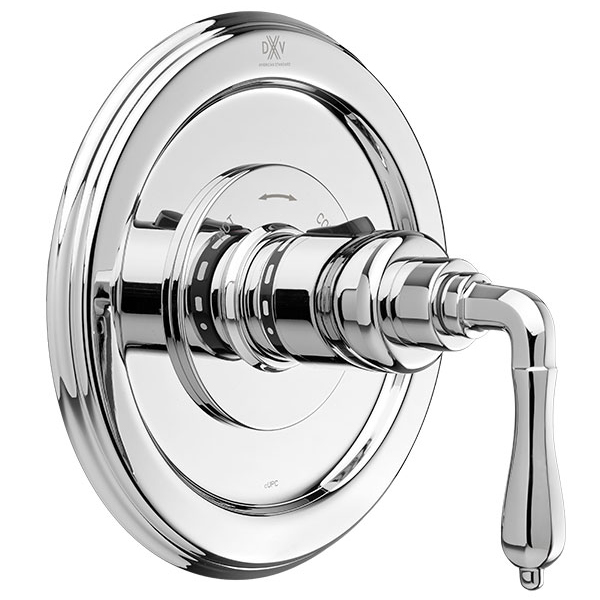 Ashbee 1/2 Inch or 3/4 Inch Thermostatic Valve Trim with Lever Handles