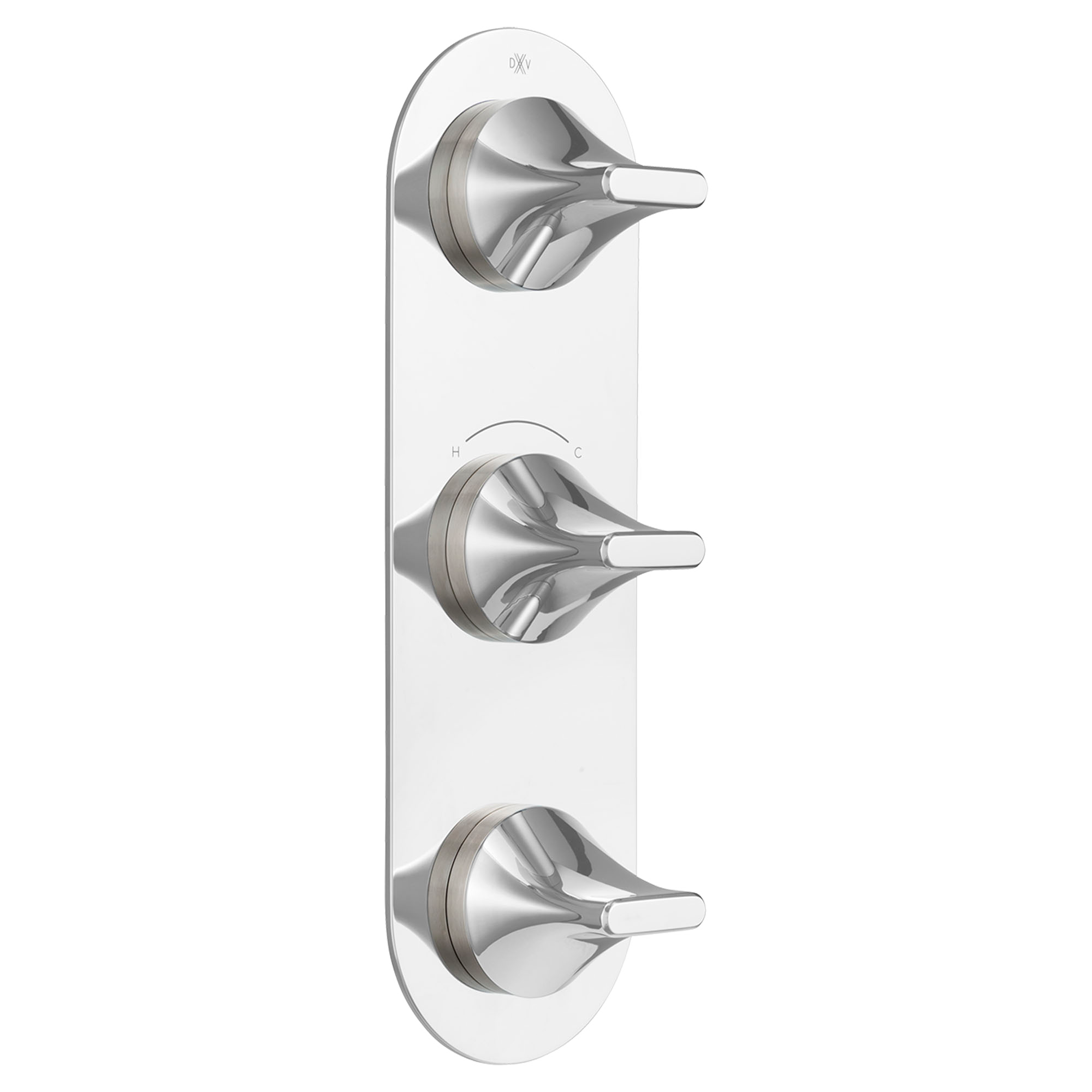 DXV Modulus 3-Handle Thermostatic Valve Trim | DXV