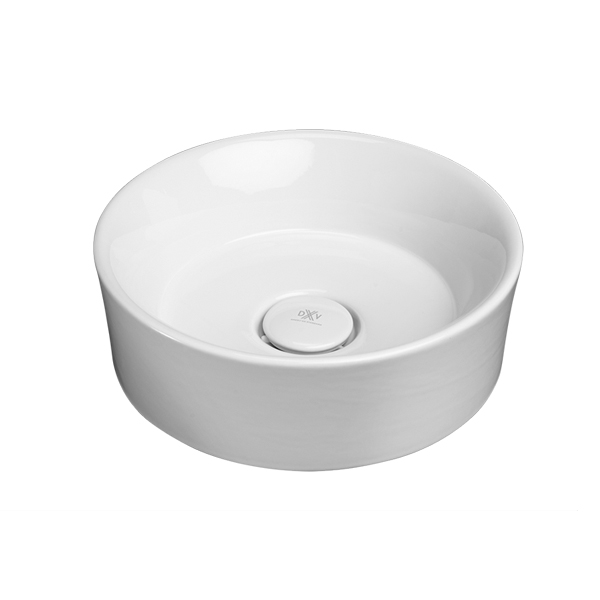Pop Round Vessel Bathroom Sink