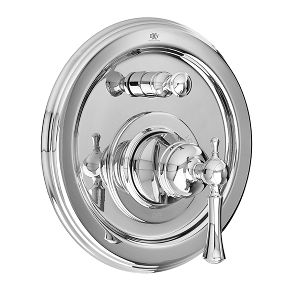 Randall Pressure Balanced Tub/Shower Valve Trim with Lever Handle