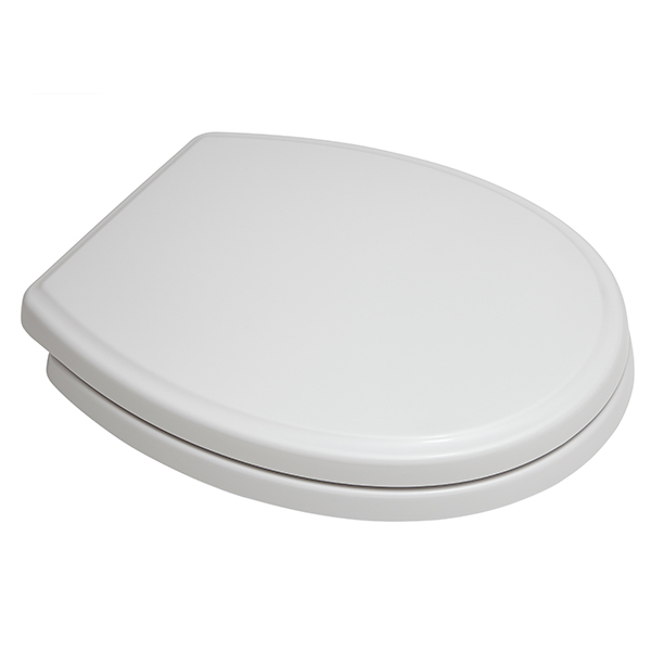 Traditional Round Front Toilet Seat