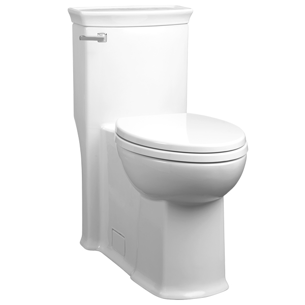 Wyatt One-Piece Elongated Toilet