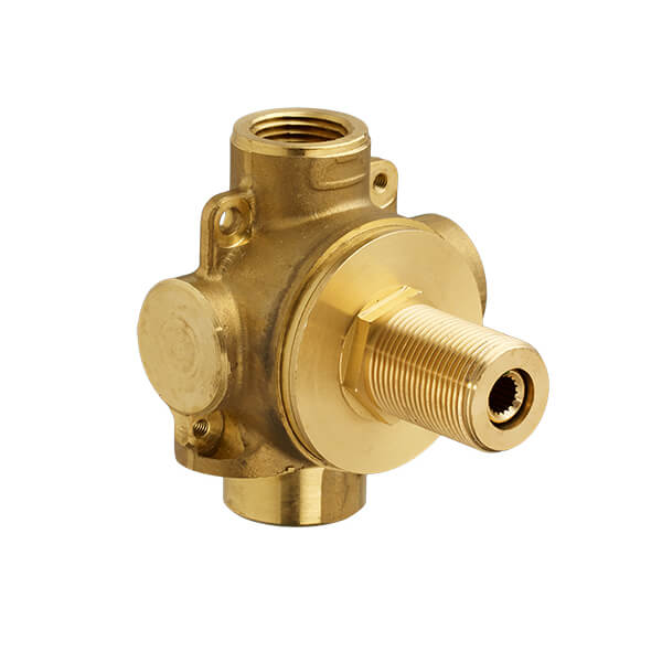 3/2 Port Diverter Rough Valve