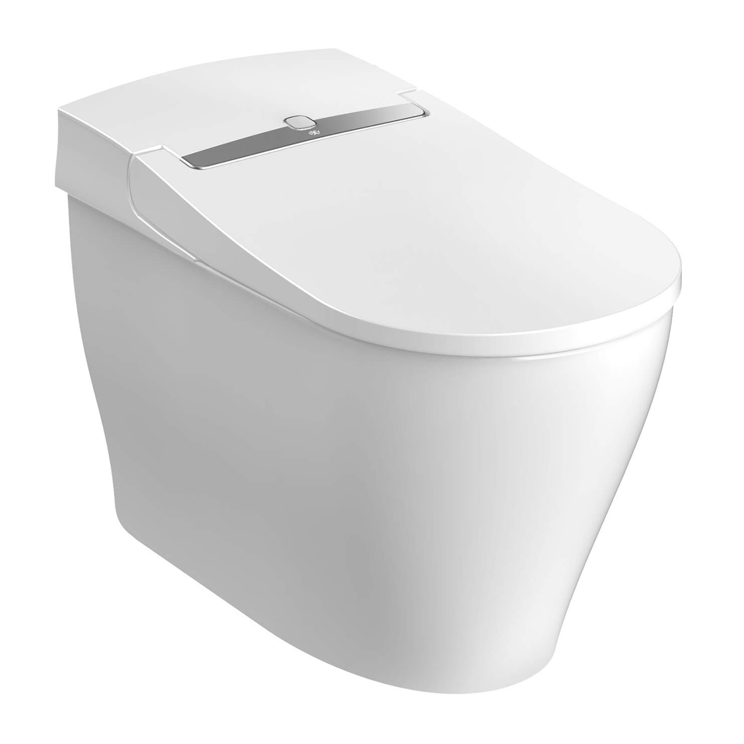AT200LS SpaLet Integrated Electronic Bidet Toilet