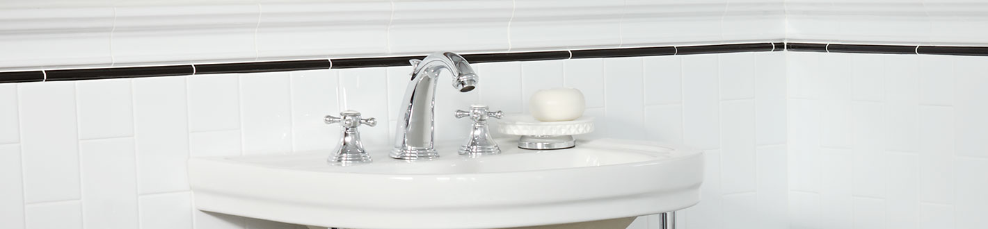 Dxv Ashbee Widespread Bathroom Faucet With Cross Handles Banner