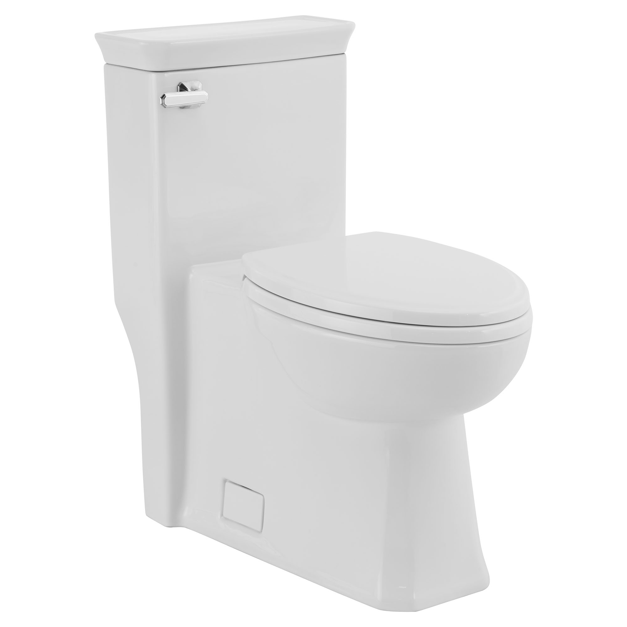 Belshire One Piece Elongated Toilet With Seat