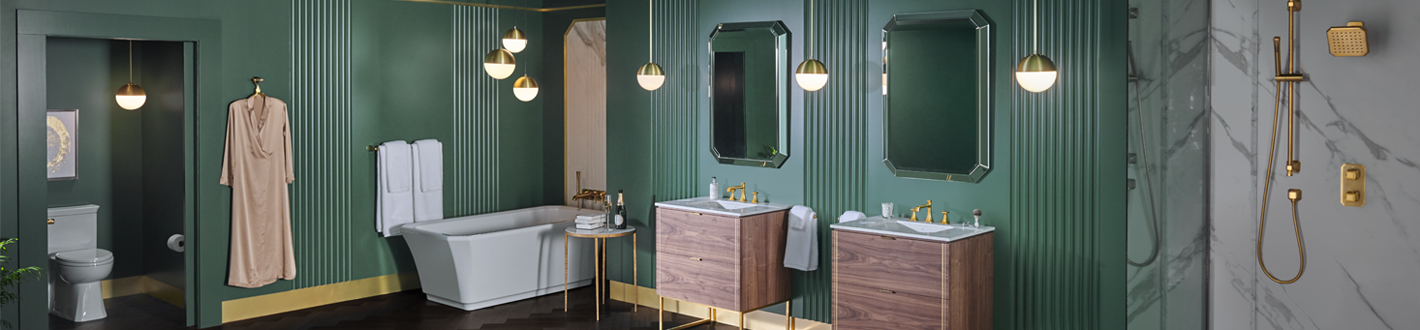 Belshire Bathroom Collection by DXV