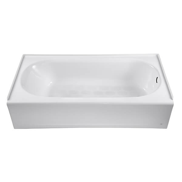 Byrdcliffe Soaking Tub- Right Hand Drain