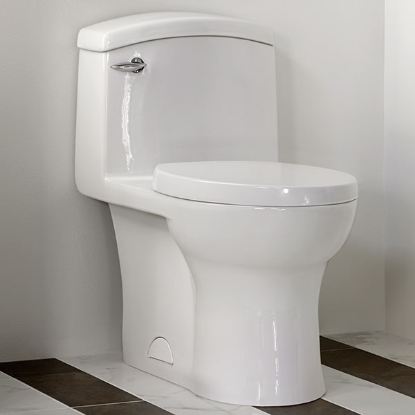 Lowell Contemporary Elongated Toilet Seat