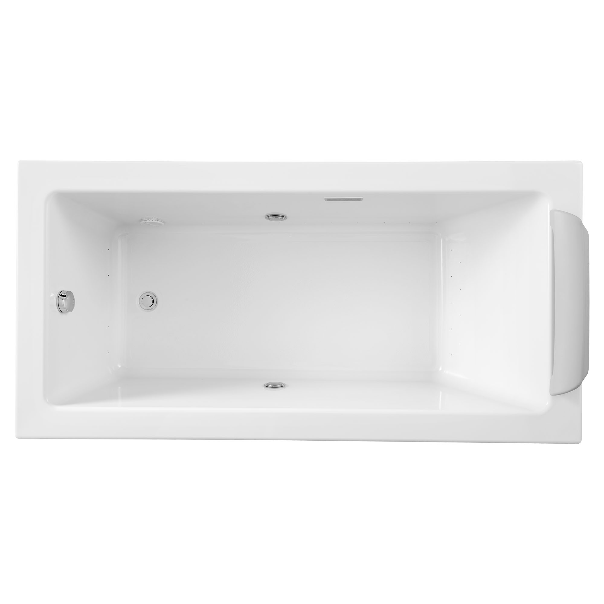 DXV Aqua Moment Drop-in Airbath with Waterfall