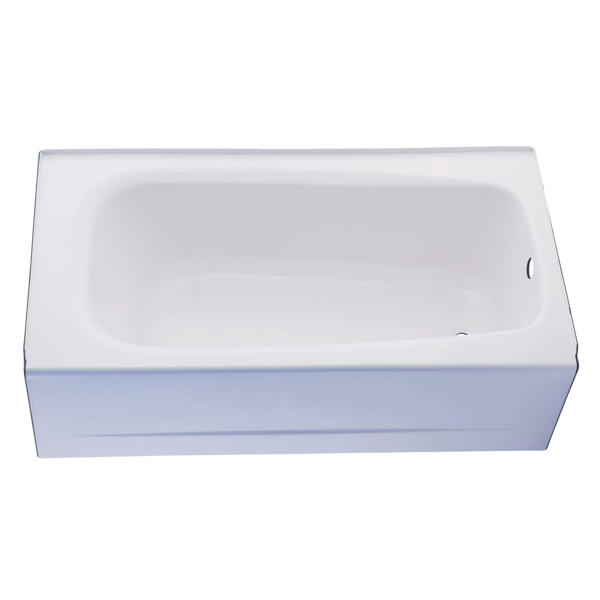 DXV Hawkins Bathtub – Right Drain – Projects Model