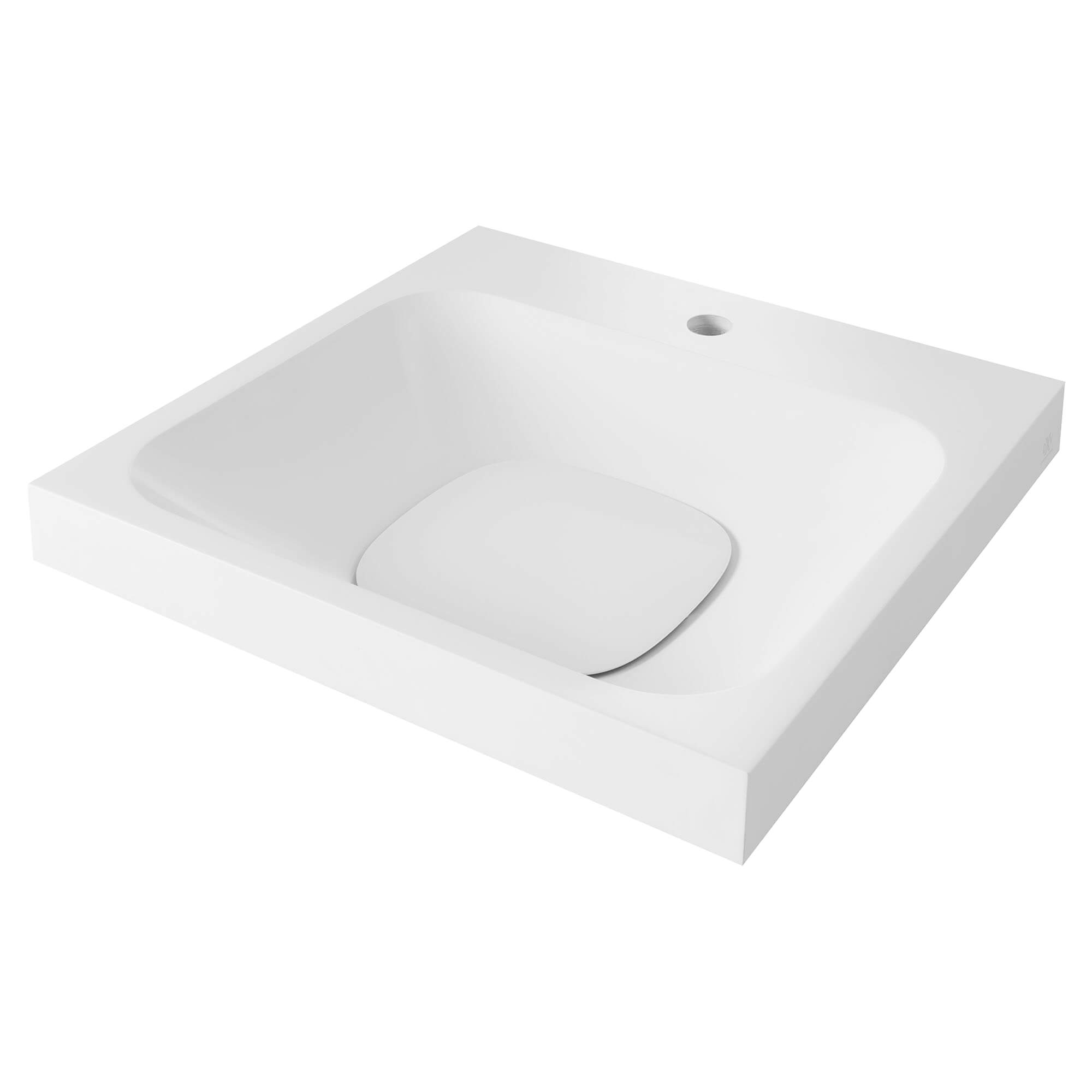 DXV Modulus 21-inch Single-Hole Bathroom Sink