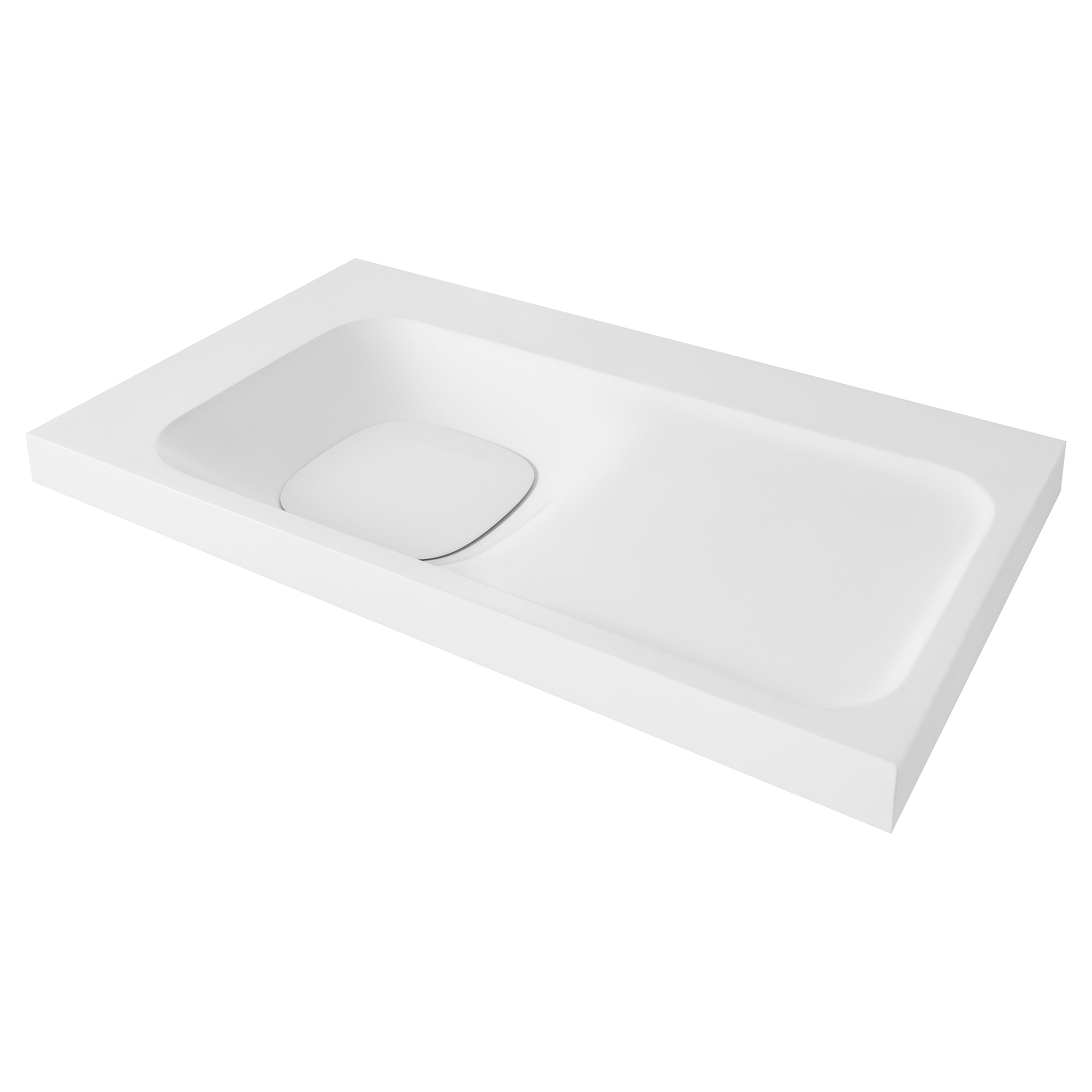 DXV Modulus 36-inch Bathroom Sink