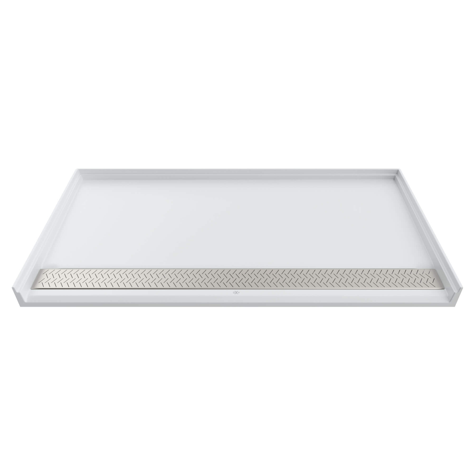 DXV Modulus 64x34-inch Solid Surface Shower Base