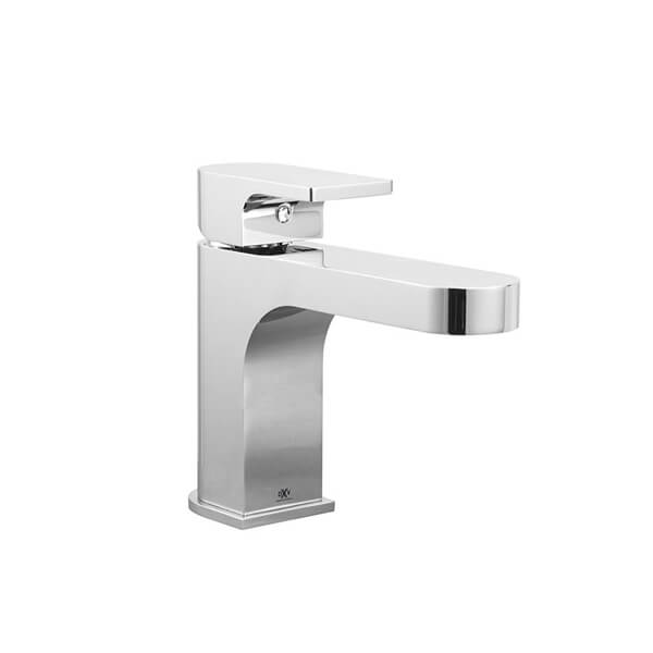 Equility Single Lever Bathroom Faucet- Polished Chrome