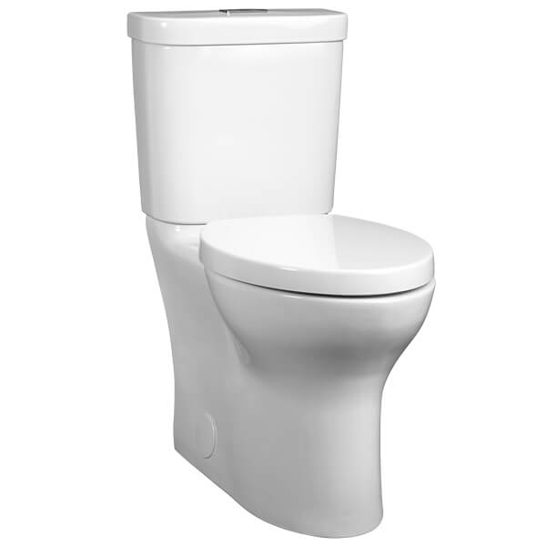 Equility Two-Piece Elongated Dual Flush Toilet