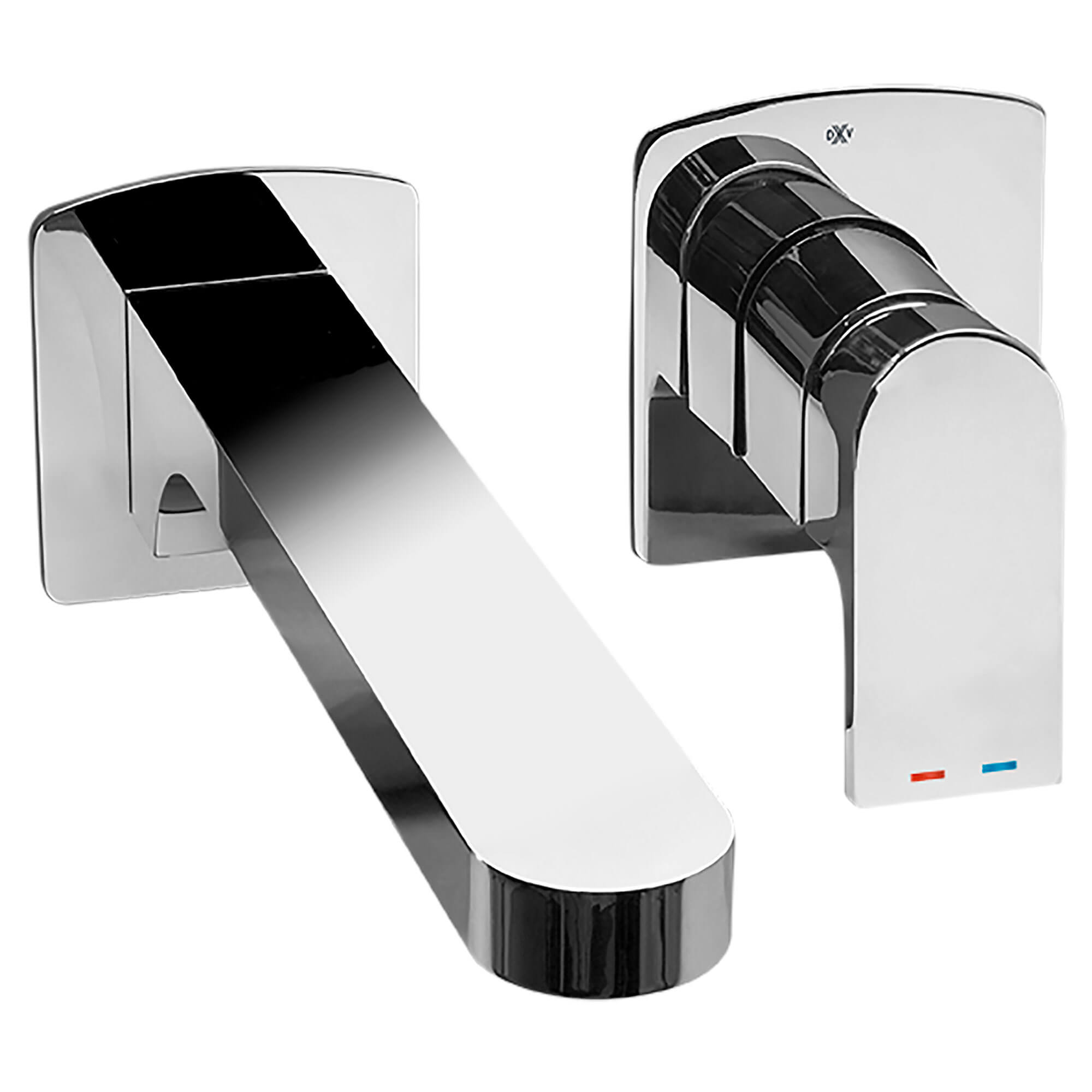Equility wall-mount faucet by DXV