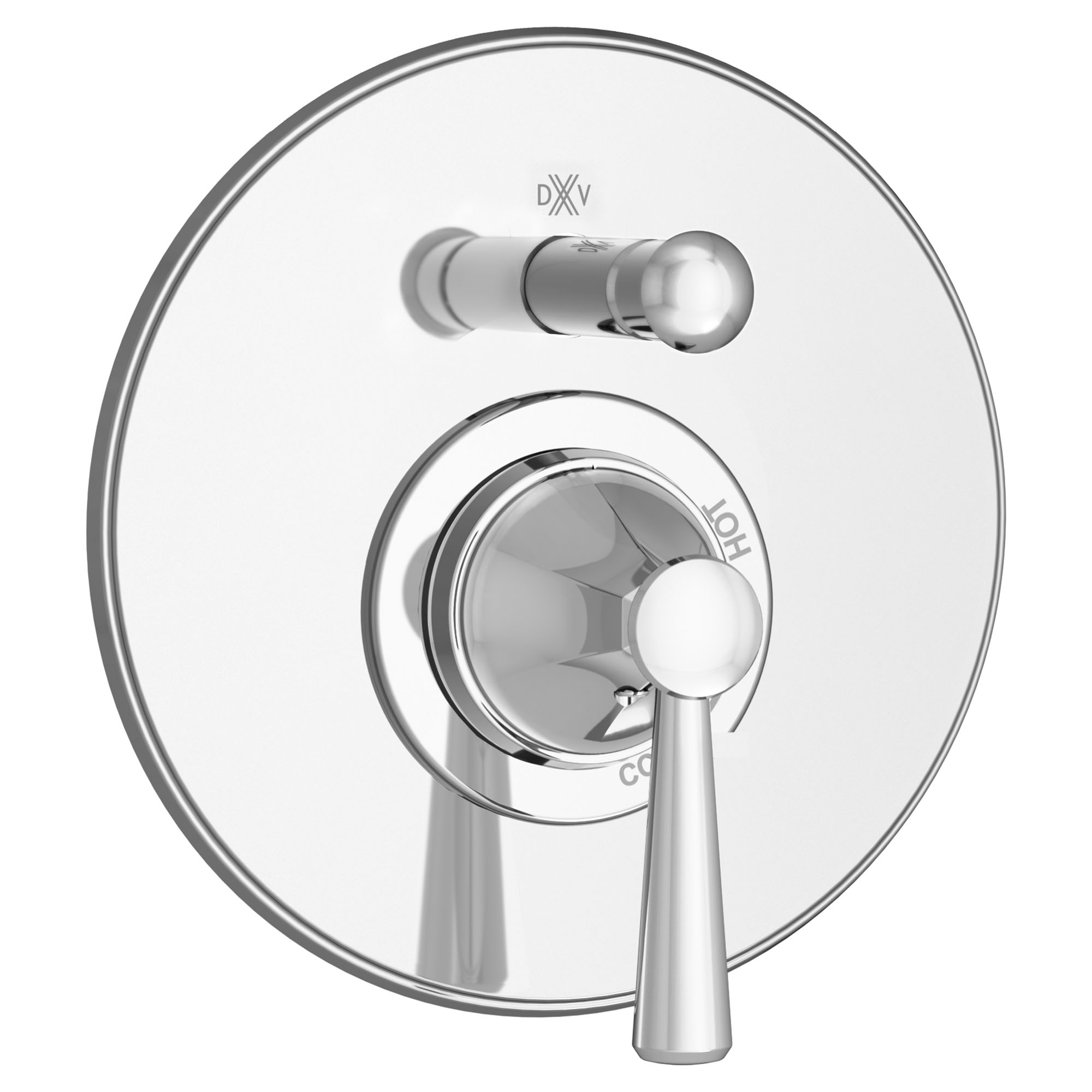 Fitzgerald Pressure Balanced Tub/Shower Valve Trim with Diverter
