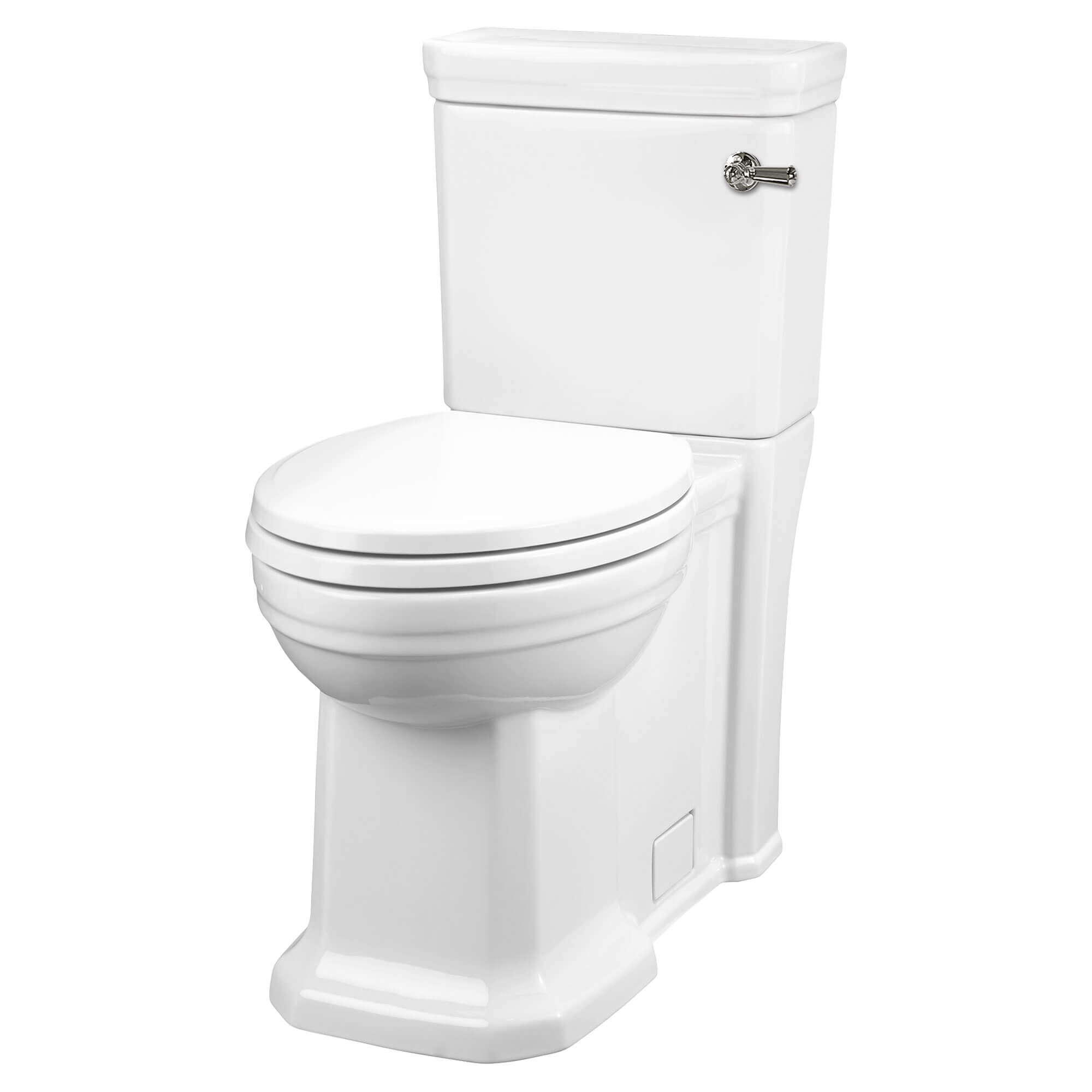 Fitzgerald Two-Piece Elongated Toilet with Right-Hand Trip Lever - Projects Model