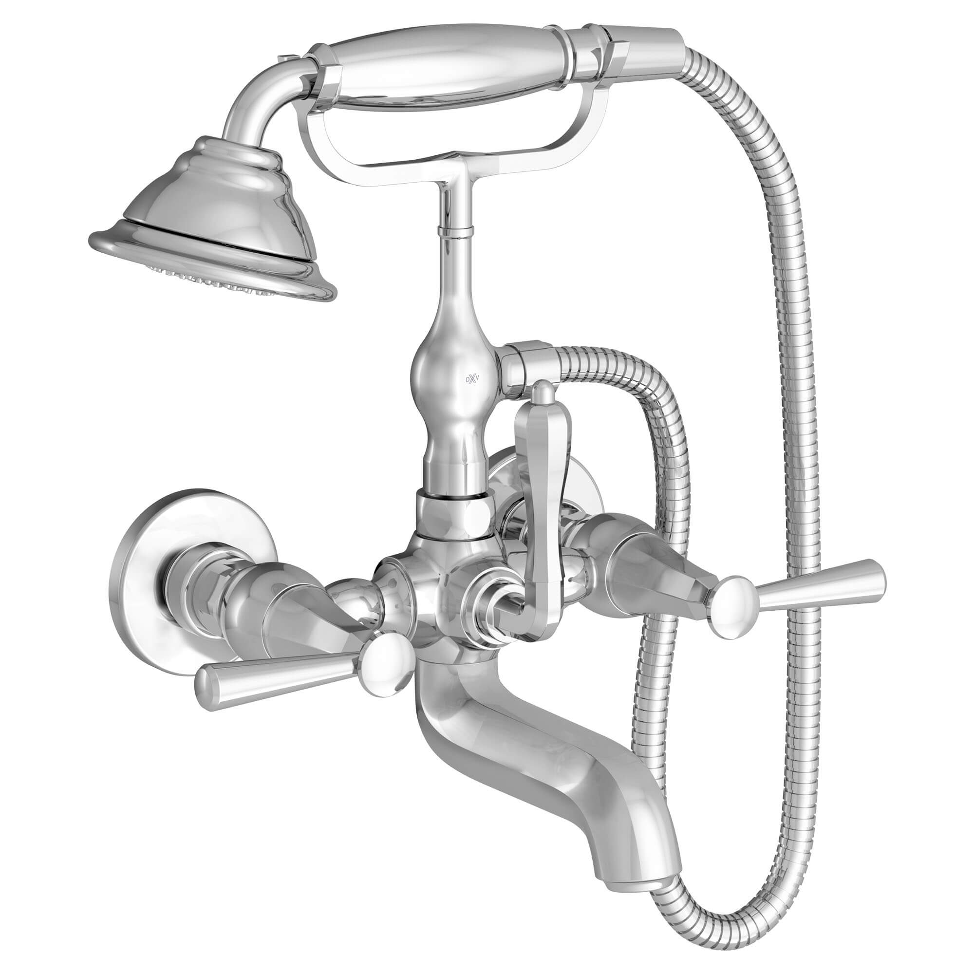 Fitzgerald Wall Mount Tub Filler