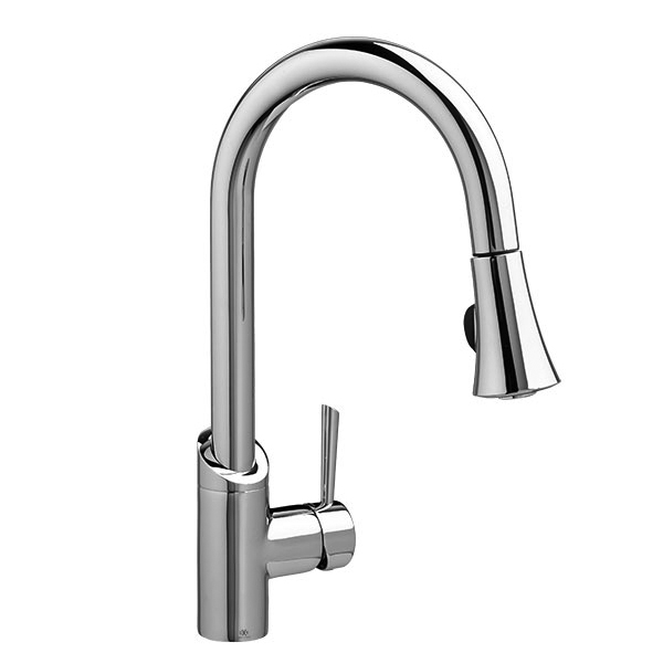 Fresno Pull-Down Kitchen Faucet