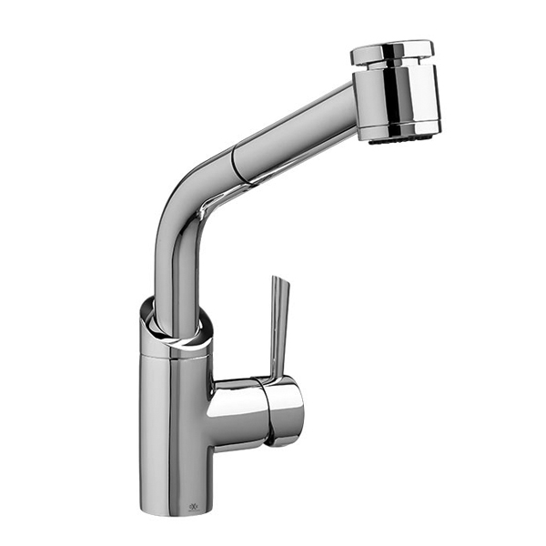 DXV Fresno Pull-Out Kitchen Faucet- Polished Chrome