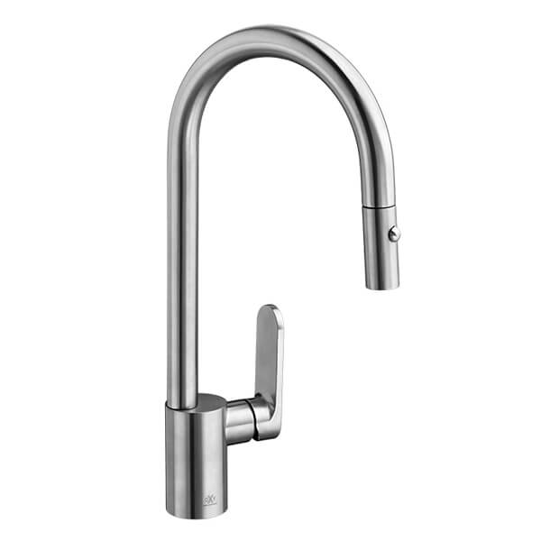 Isle Pull-Down Kitchen Faucet