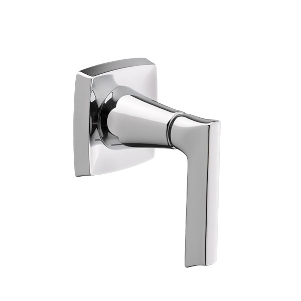 DXV Keefe 1/2 Inch or 3/4 Inch Wall Valve Trim - Polished Chrome