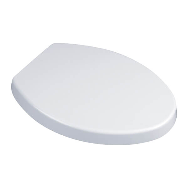 DXV Contemporary Elongated Toilet Seat - Canvas White