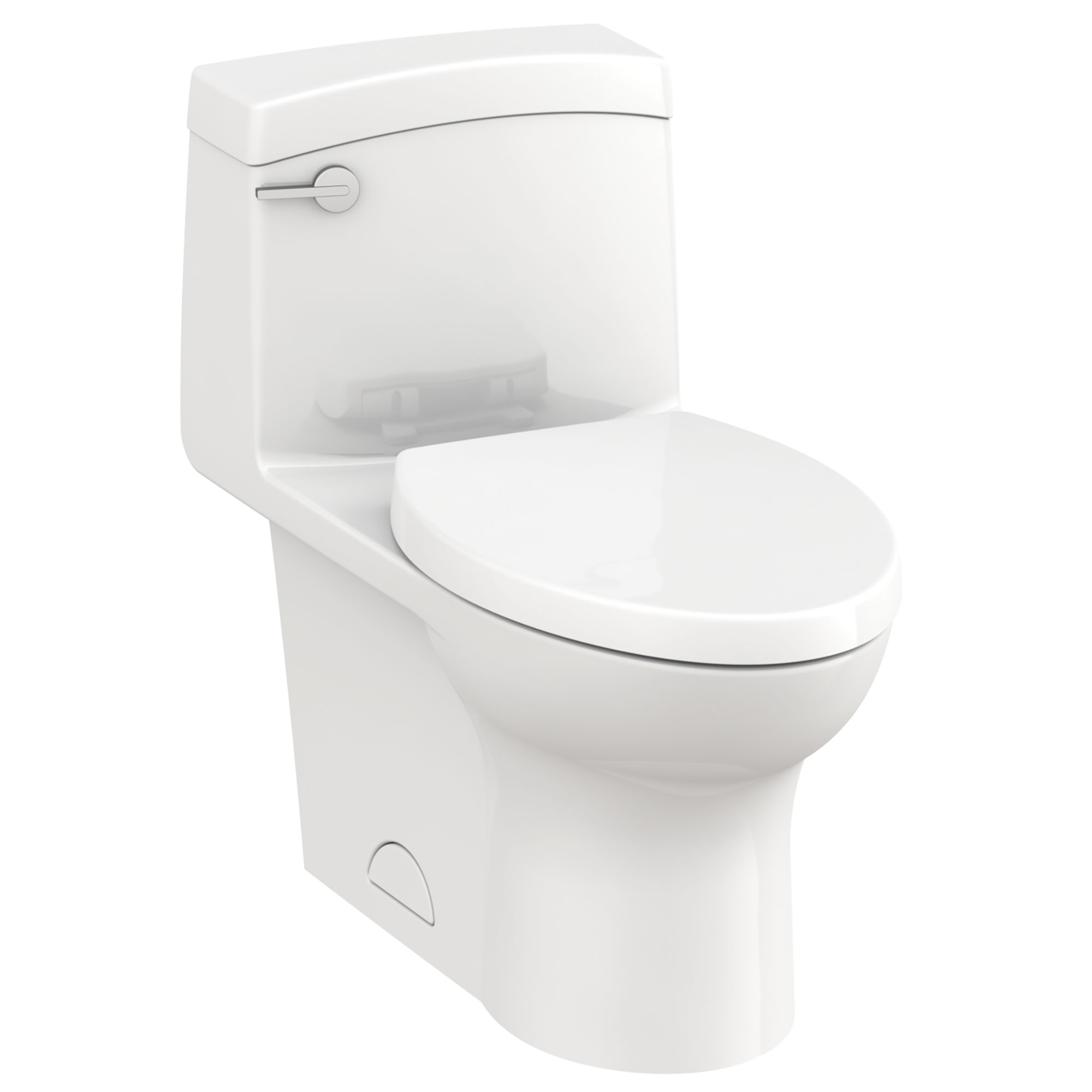 Lowell One-Piece Elongated Toilet