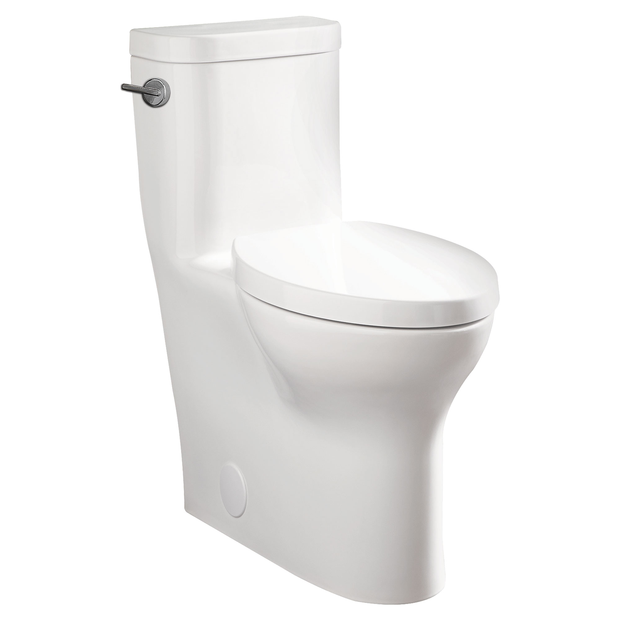Equility Elongated One-Piece Toilet