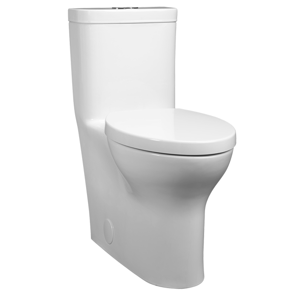 Equility One Piece Elongated Dual Flush Toilet