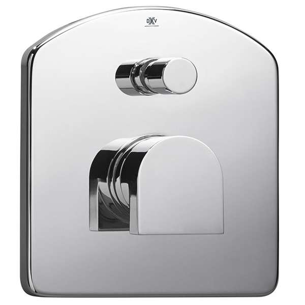 Equility Pressure Balanced Tub/Shower Trim - Polished Chrome