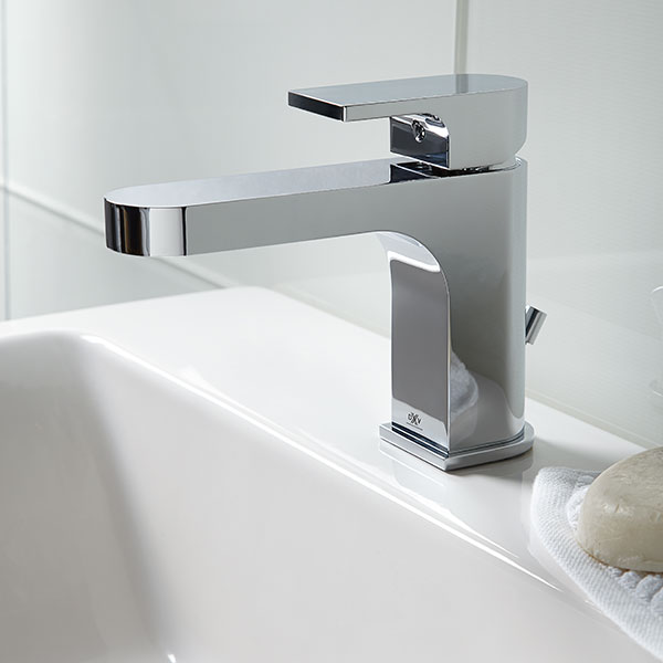 Equility Single Handle Bathroom Faucet