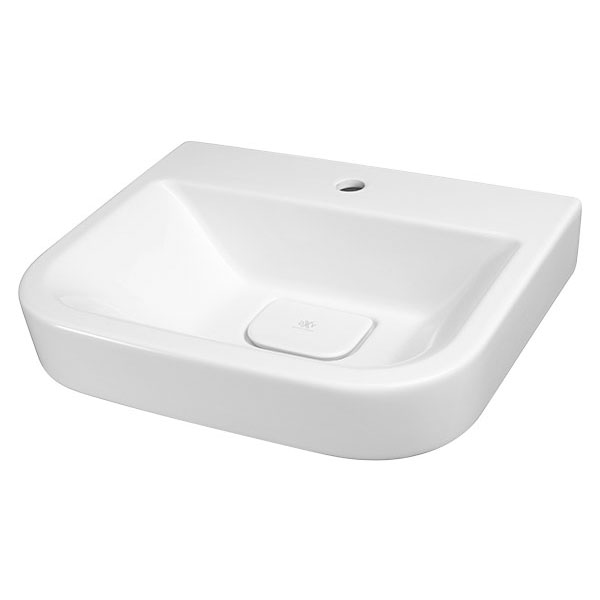 DXV Equility Wall-Hung Bathroom Sink- Canvas White