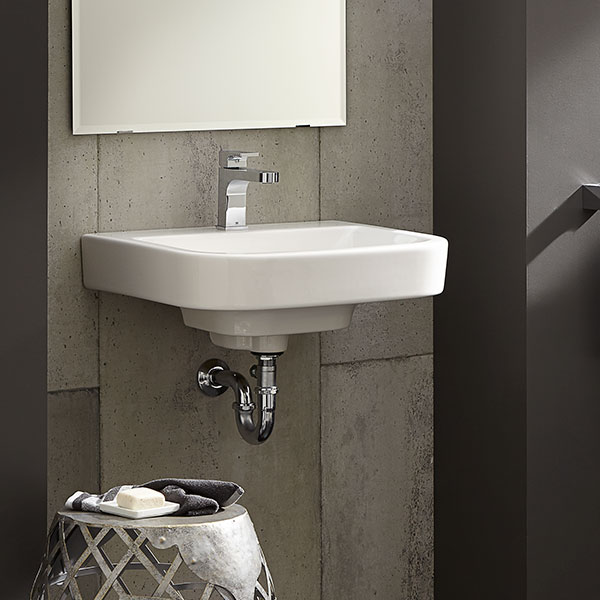 lyndon 22 inch wallhung bathroom sink