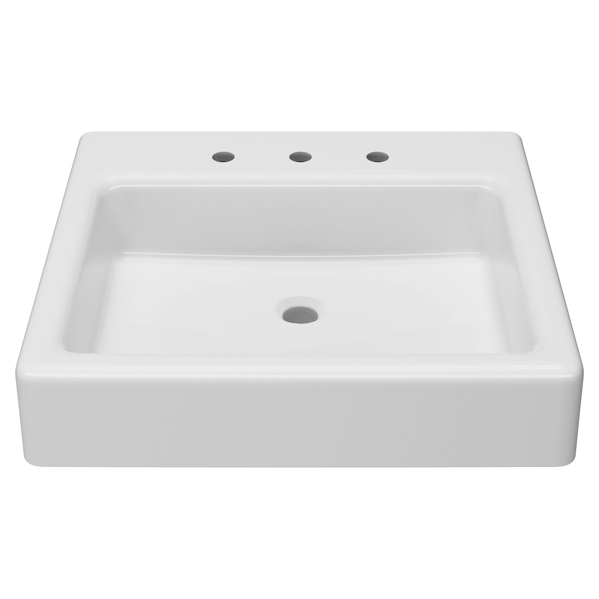 "Oak Hill 24"" Three-Hole Bathroom Sink"