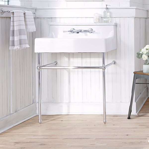 Bathroom Console Sink Oak Hill Console Bathroom Sink By Dxv