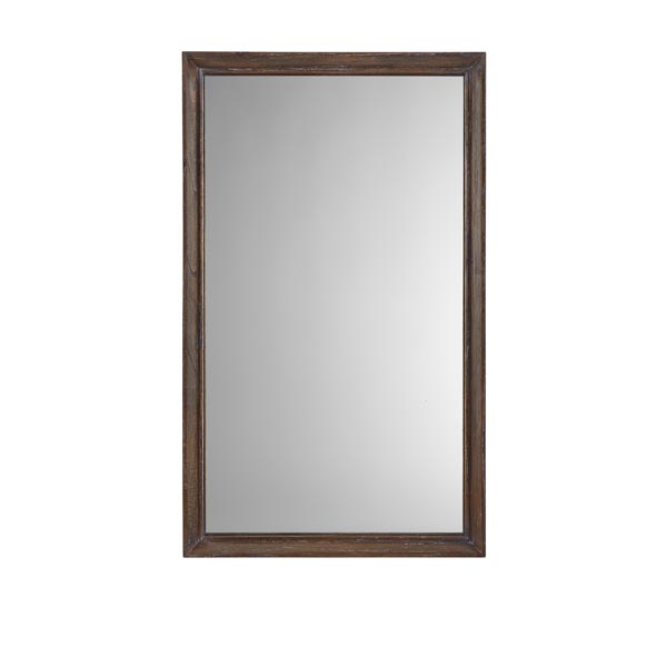 DXV Oak Hill Mirror - Weathered Oak