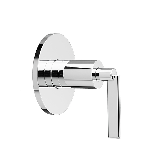 Percy 4/3 or 3/2 Diverter Valve Trim with Lever Handle