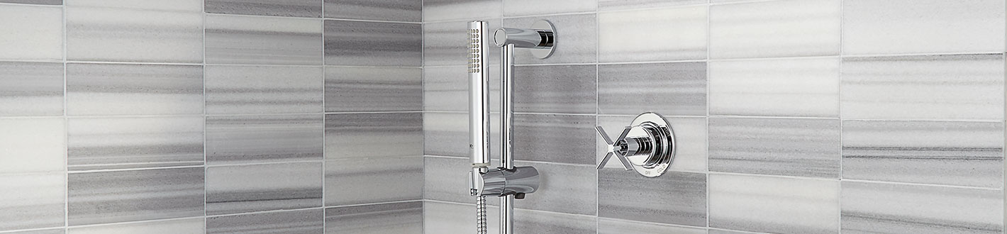 DXV Percy Personal Shower Set with Hand Shower Banner