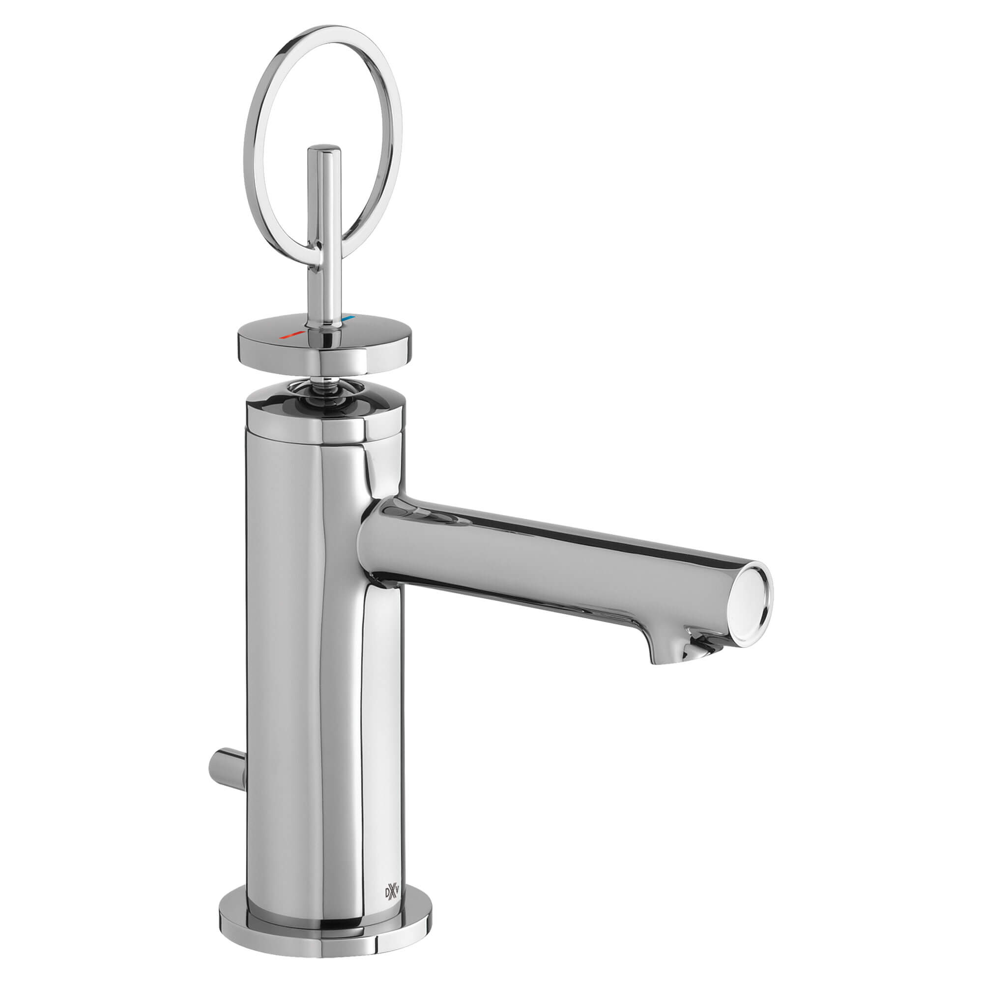 Percy Single Handle Bathroom Faucet with Loop Handle - Projects Model
