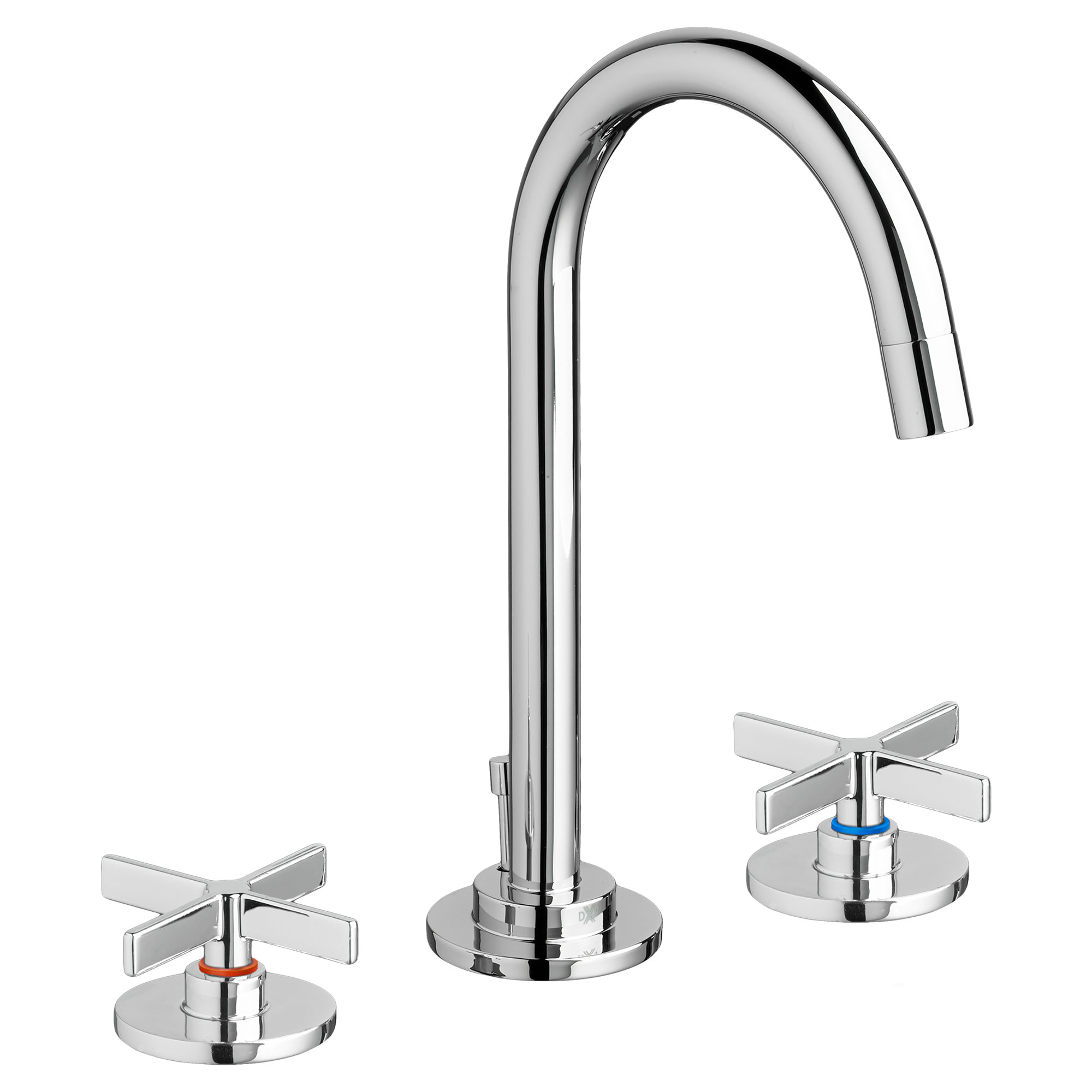 Percy Widespread Bathroom Faucet with Cross Handles - Projects Model