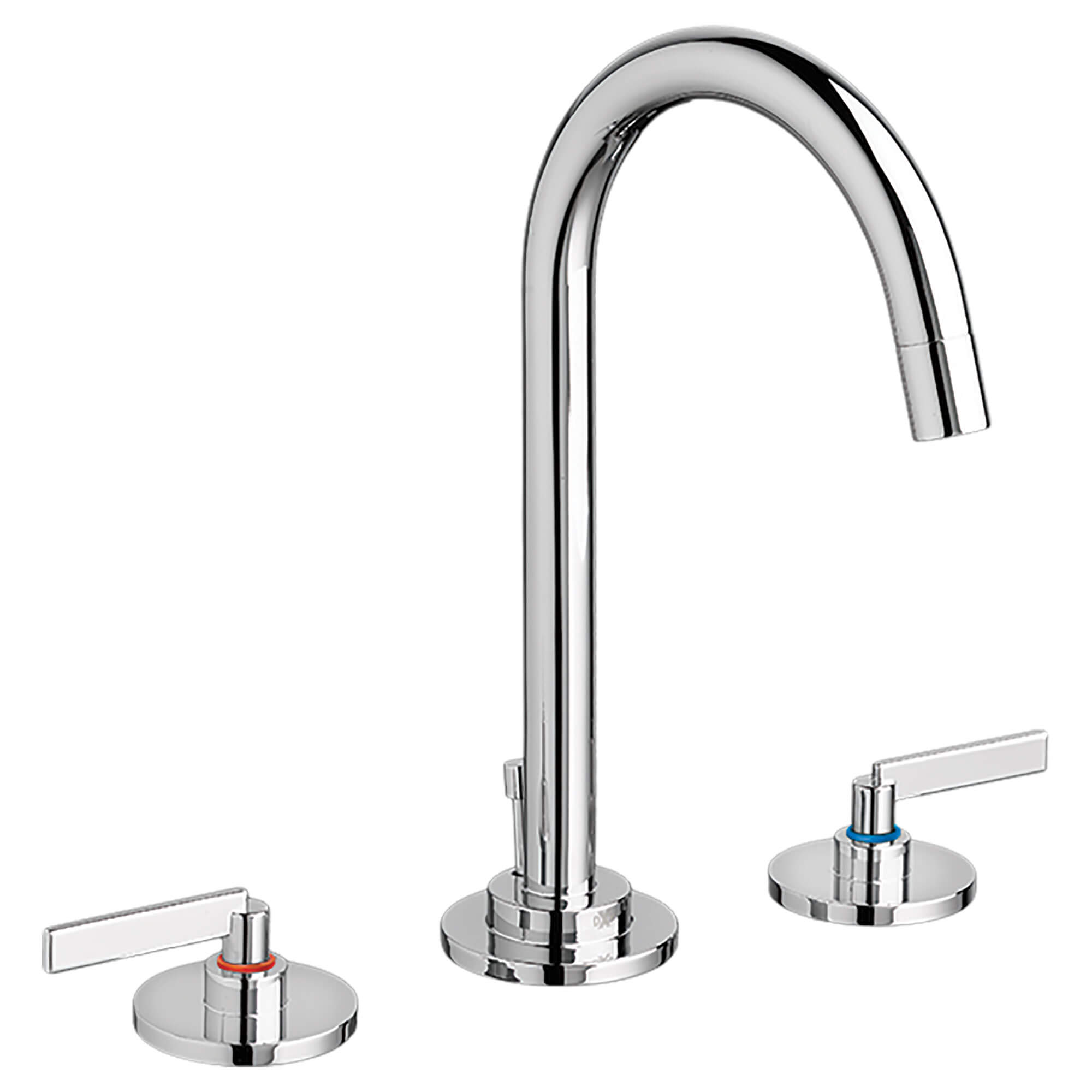 Percy Widespread Bathroom Faucet with Lever Handles - Projects Model