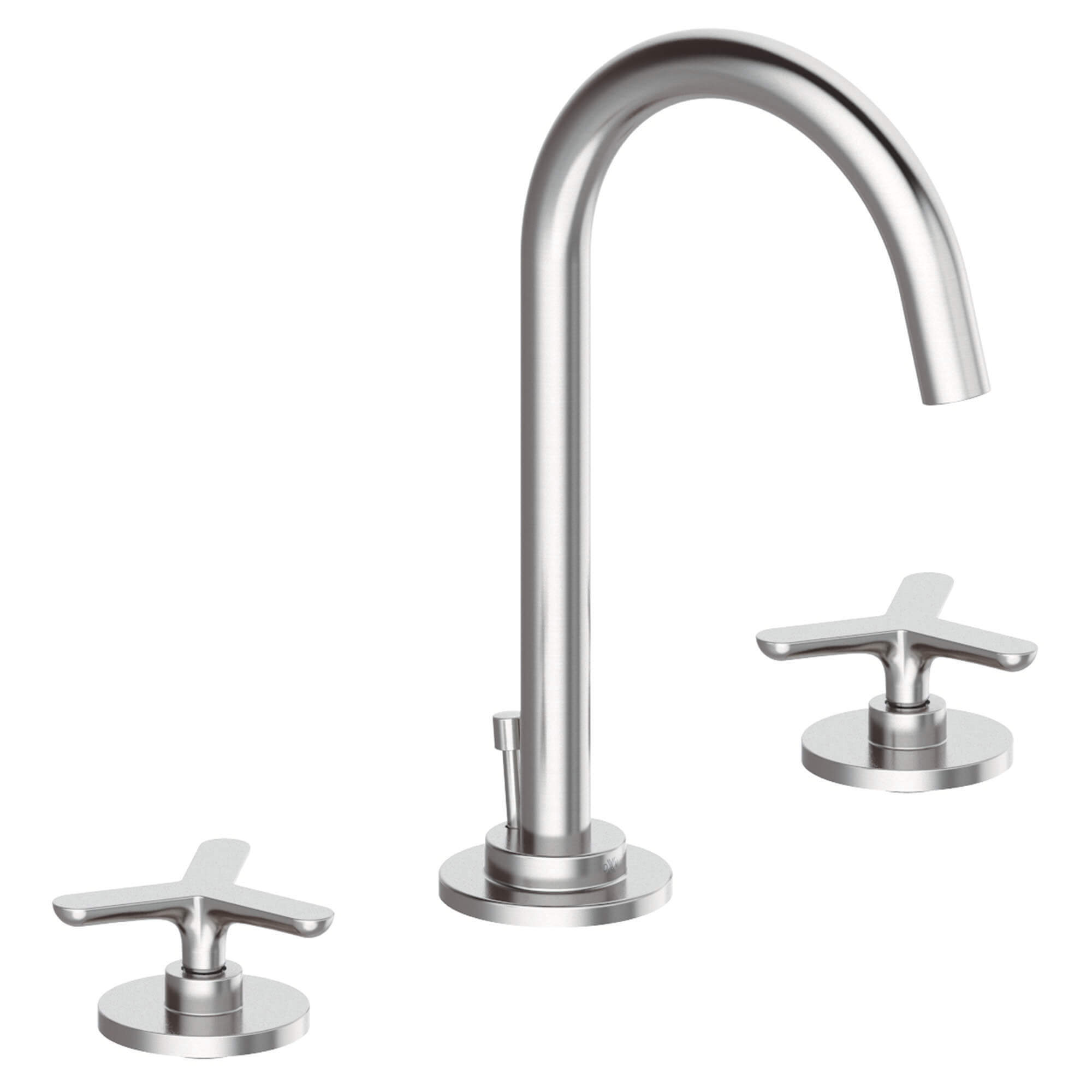 Percy Widespread Faucet with Tri-Spoke Handles