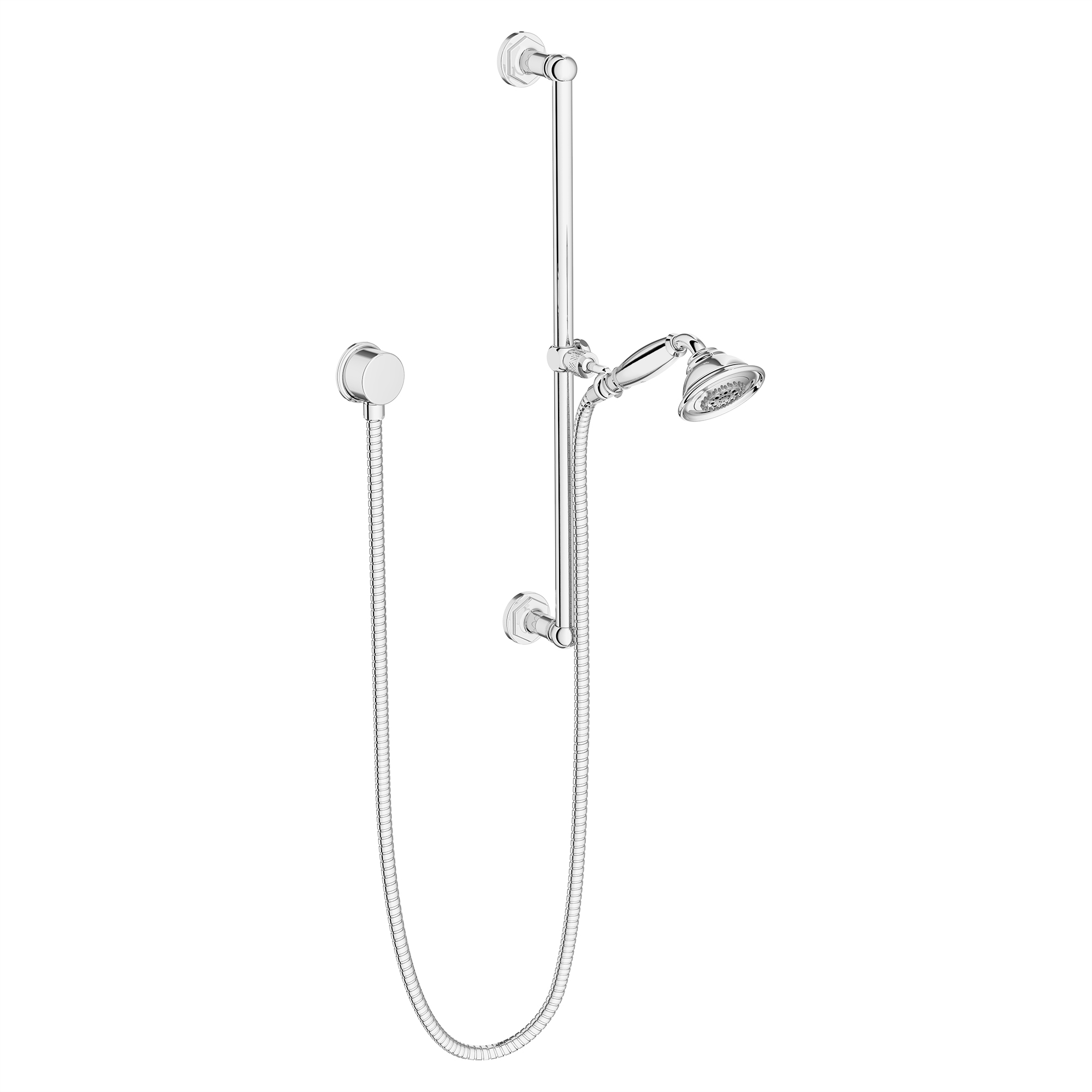 Oak Hill Personal Shower Set With Handshower