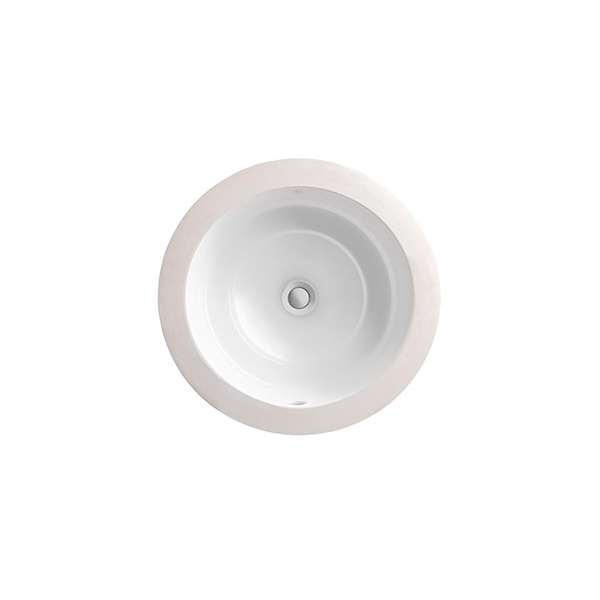 Pop Petite Round Under Counter Bathroom Sink