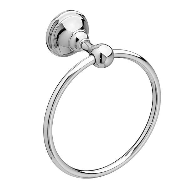 DXV Randall Towel Ring- Polished Chrome