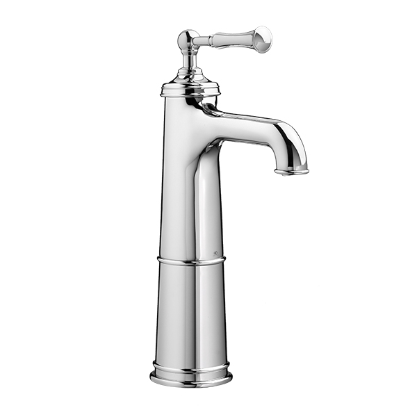 Randall Vessel Faucet with Drain